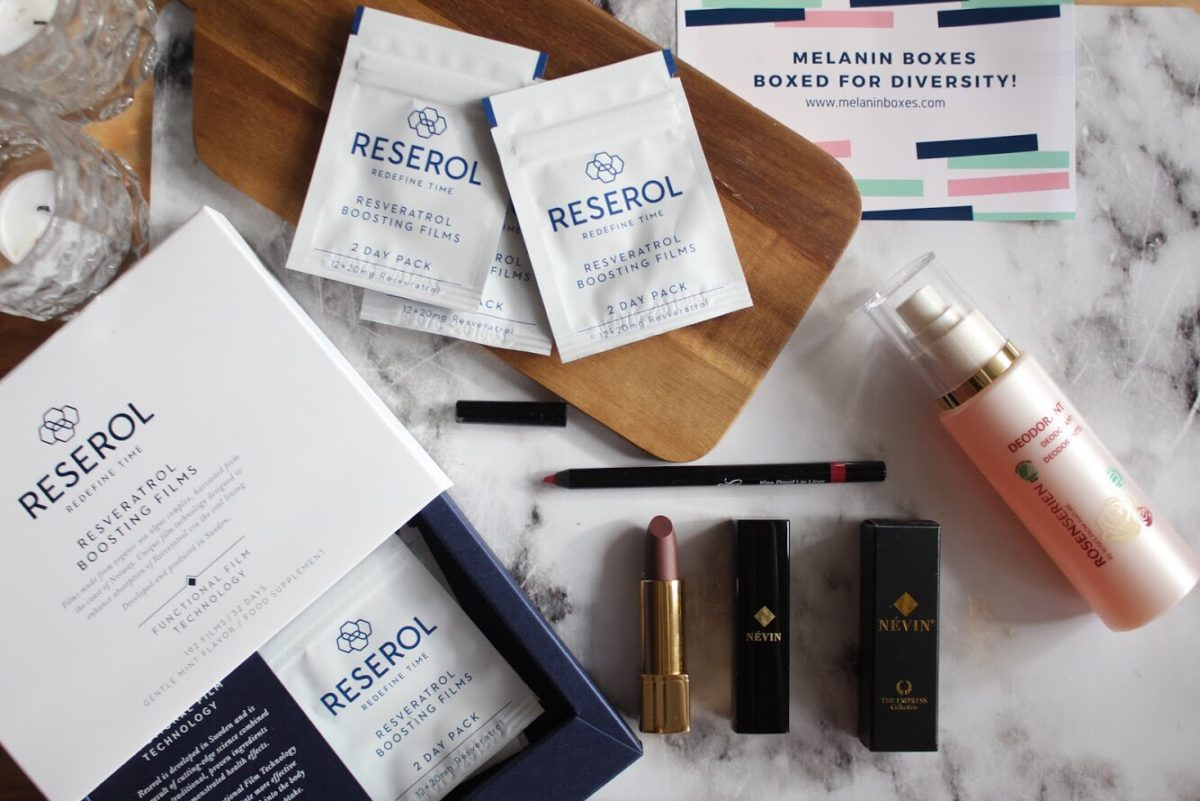 Reserol, beauty from within…